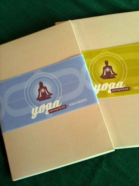 On Boxing Day '11 – A Yoga Innovation – YogaAnywhere Cards