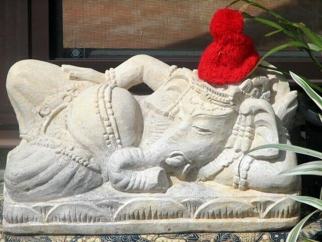 Ganesha's Blessings