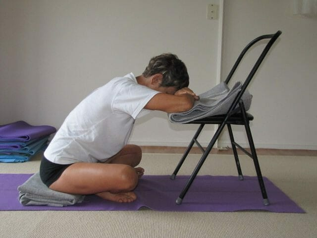 Forward Bend Poses: Nice or Nasty?