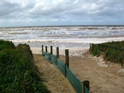 Our Incredible Shrinking Beach