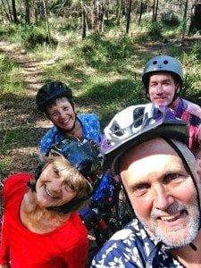 Bush Cyclists