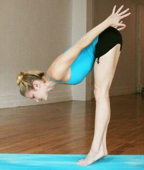 Yoga Practice and the Write Stuff