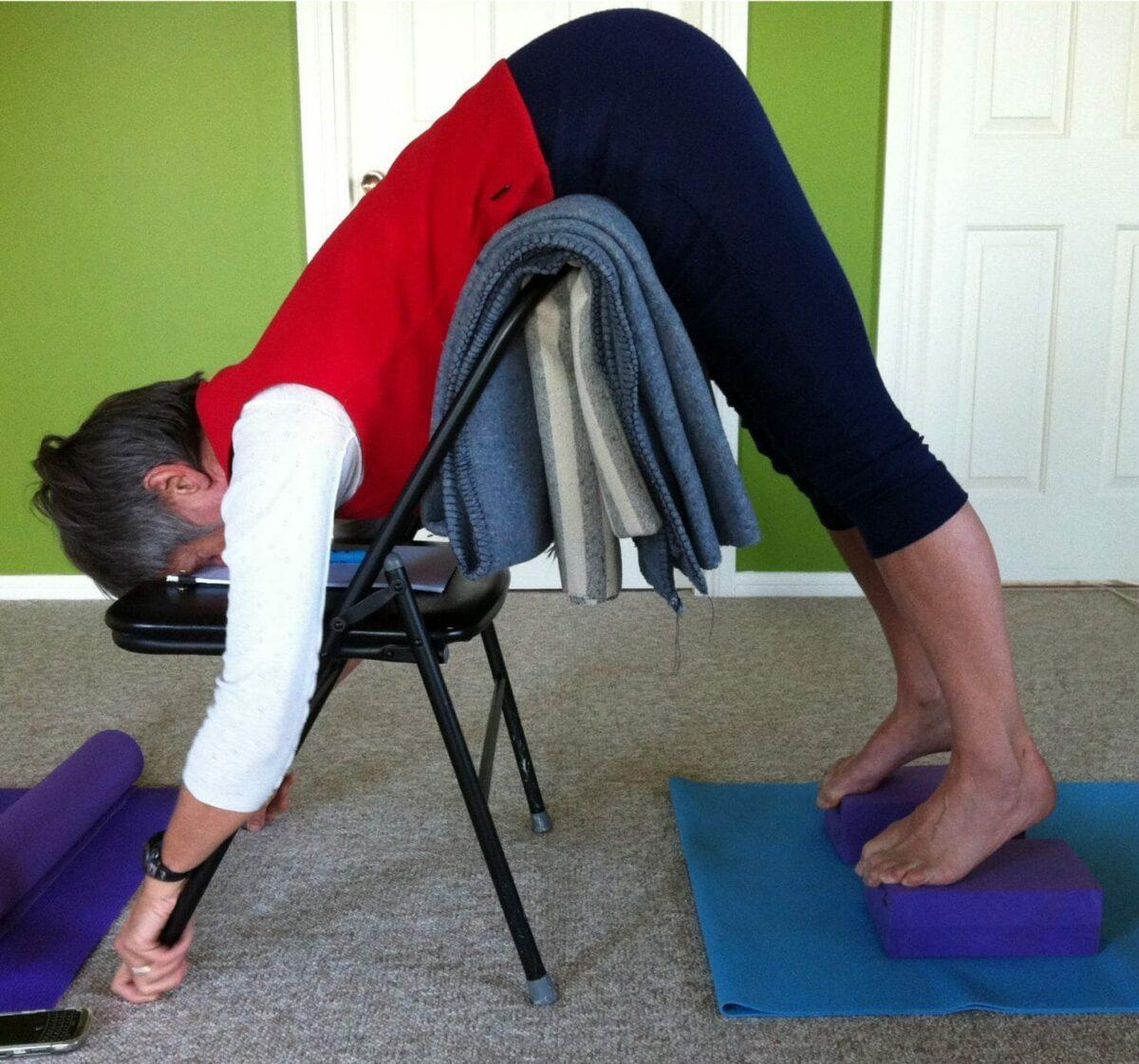 Yoga Therapeutics: The Lazy Dog Trick