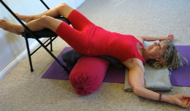 Savasana with a Difference