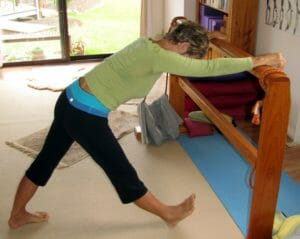 Stretching and strengthening post surgery